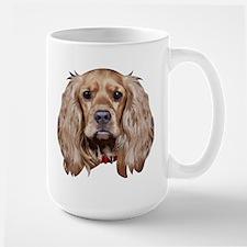 EnglishCocker Spiegel_face005 Mugs