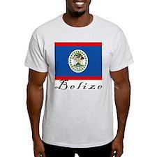 Belize Ash Grey T-Shirt