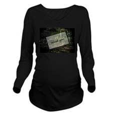 park6a3.jpg Long Sleeve Maternity T-Shirt