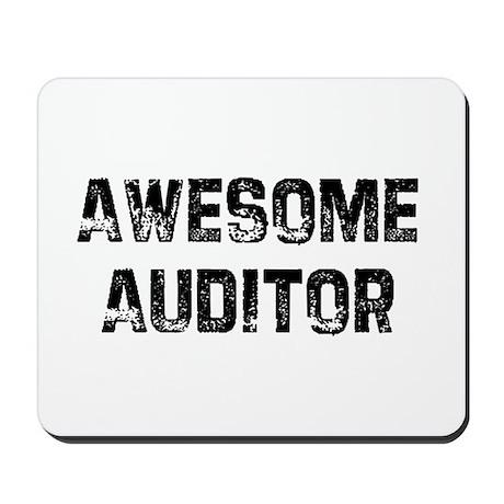 Awesome Auditor Mousepad