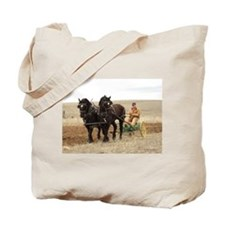 Unique Shire horse Tote Bag