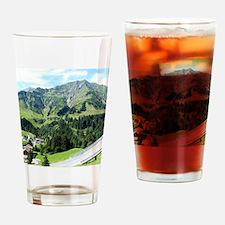 Beautiful Austria Drinking Glass