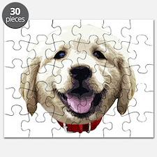 GoldenRetriever_face001 Puzzle