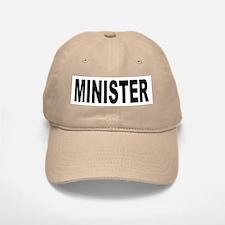 Minister Baseball Baseball Cap