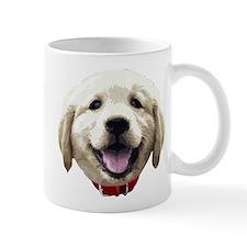 GoldenRetriever_face001 Mugs