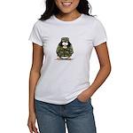 US Military Penguin Women's T-Shirt