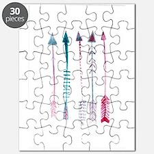 Five Arrows Puzzle