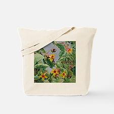 Botanical Gardens: Brazilian Climbing Shr Tote Bag