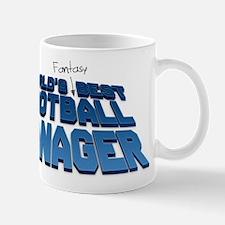 Worlds Best Fantasy Football Manager Mugs
