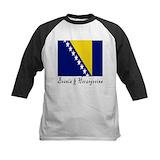 Bosnia Baseball Jersey