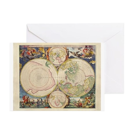 Ancient World Greeting Cards (Pk of 10)