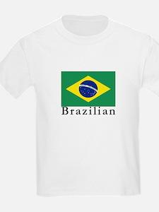Brazil Kids T-Shirt