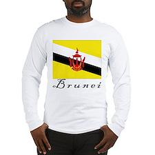 Brunei Long Sleeve T-Shirt