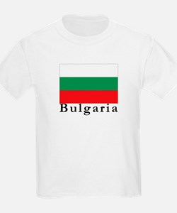 Bulgaria Kids T-Shirt