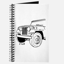 Jeepster Commando C101 Journal