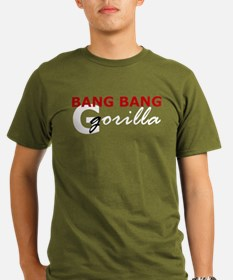 Bang Bang Gorilla white T-Shirt