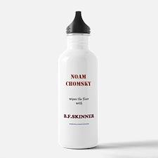 Chomsky VS. Skinner Sports Water Bottle