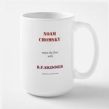 Chomsky VS. Skinner Mugs