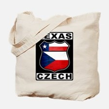 Texas Czech American Tote Bag
