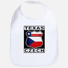 Texas Czech American Bib