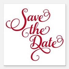Save the date, text design, word art, invitation S