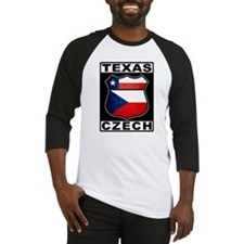 Texas Czech American Baseball Jersey