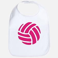 Pink Volley Ball Bib