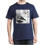 Warsaw Butterfly Pigeon Dark T-Shirt