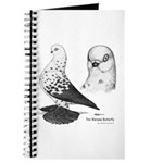 Warsaw Butterfly Pigeon Journal