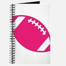 Pink Football Journal