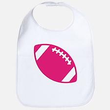 Pink Football Bib