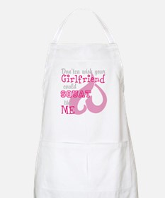 Squat like Me Apron