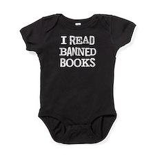 I Read Books Baby Bodysuit