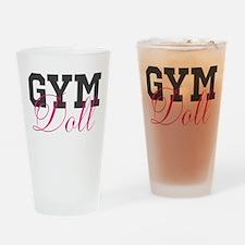 Gym Doll Drinking Glass