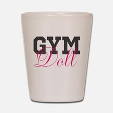 Gym Doll Shot Glass