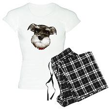 mini_schnauzer_face001 Pajamas