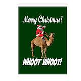 Funny christmas Stationery