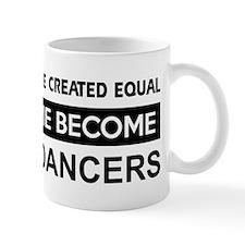 belly created equal designs Mug