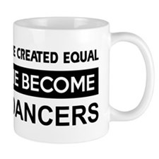 belly created equal designs Mug