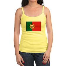 Flag of Portugal Ladies Top