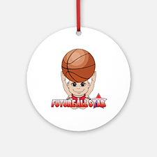 Future All Star Ornament (Round)