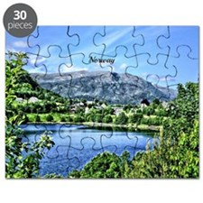 Beautiful Norway Puzzle