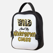 Wild About my Kindergarten Class Neoprene Lunch Ba