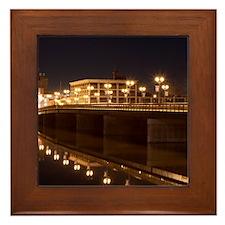 Sterling Rockfalls Bridge Framed Tile