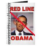 RED LINE OBAMA Journal