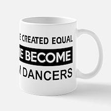 ballroom created equal designs Mug