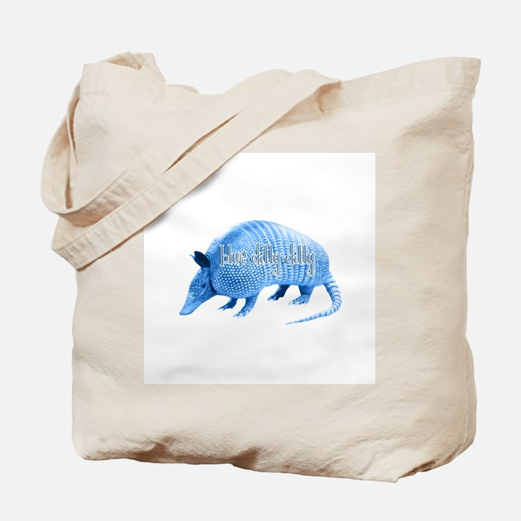 Blue Dilly Dilly Tote Bag