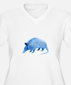 Blue Dilly Dilly Plus Size T-Shirt