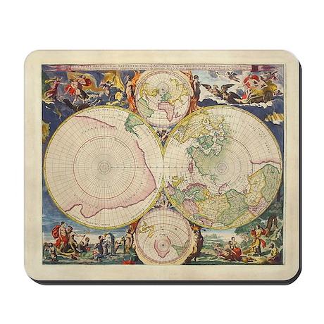 Ancient World Mousepad