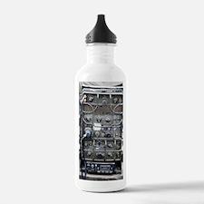 Vintage radio US army  Water Bottle